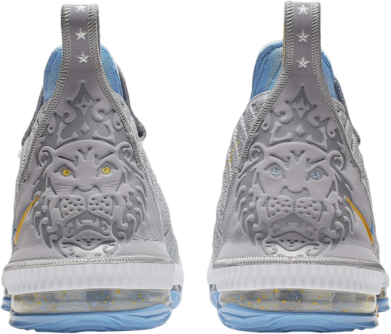Nike Lebron 16 - Zapatillas de Baloncesto para Hombre, Gris ...