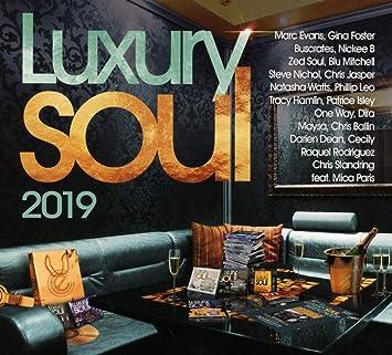 Various Artists - Luxury Soul 2019 / Various - Amazon com Music