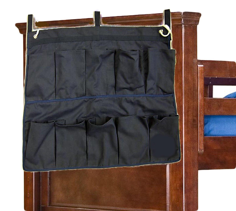 End Of Bed Shoe Bag - Navy