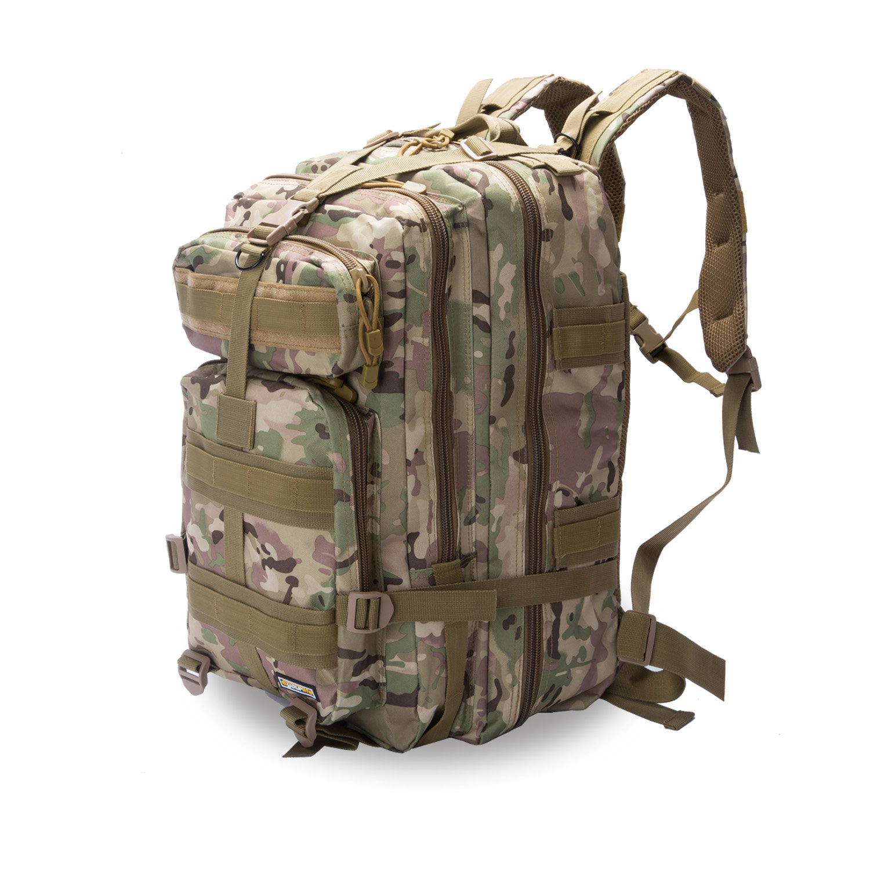81bb5a89de6b Amazon.com   Eyourlife 40L Tactical Backpack