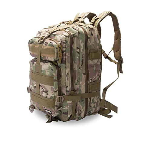 Image Unavailable. Image not available for. Color  Eyourlife 40L Tactical  Backpack e9f6599fbd30f