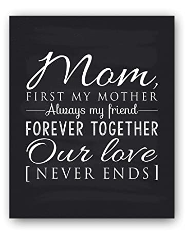 mom gift mom quote sign mom chalkboard print unique gift for mom and