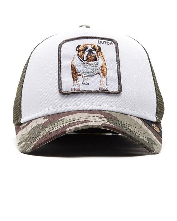 4de9c403 Goorin Bros. | Green Butch Baseball Hat | GOB_101-0250-OLI: Amazon.co.uk:  Clothing