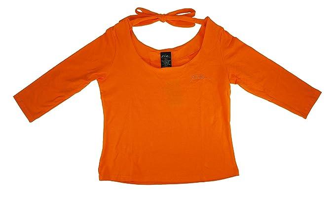 Amazon.com: FUBU la colección de la mujer Naranja Pop ...