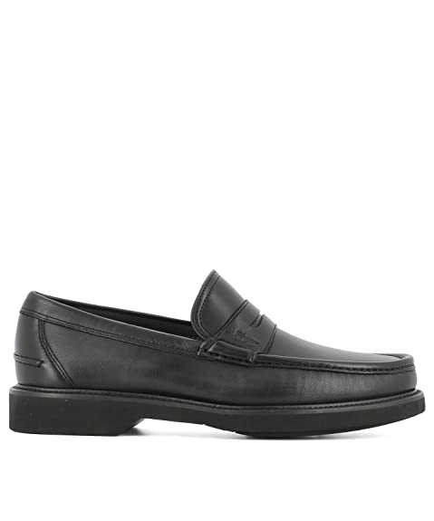 Salvatore Ferragamo - Mocasines para hombre negro negro IT - Marke Größe, color negro, talla 42 IT - Marke Größe 9: Amazon.es: Zapatos y complementos
