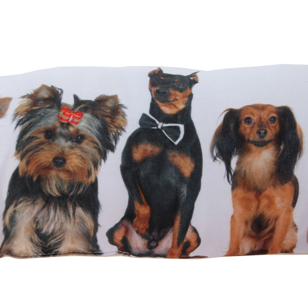 Dog Lovers Design 37 Wide Lily/'s Home SW1040 Dog Lovers Design Ideal Solution for Cold or Hot Air Drafts Lilys Home Door Draft Stopper and Air Seal Gap Blocker Fits 36 Inch Wide Flush Doors 37 Wide, 2 Lbs. Weight