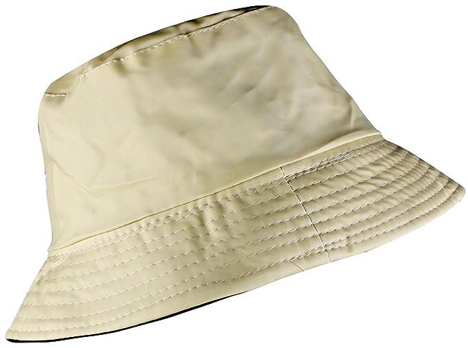 3b567bb128d WDSKY Women s Rain Hats Waterproof Packable Khaki  Amazon.ca ...