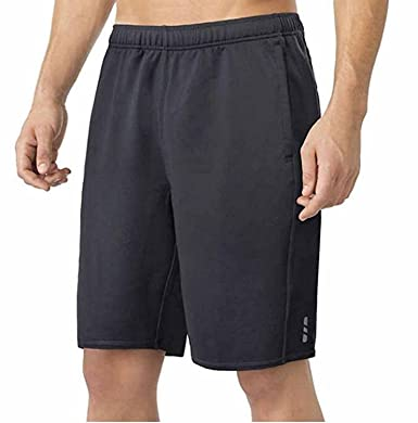 3ad18e76b1915 Kirkland Signature Mens Performance Active Short (Large, Black) at ...
