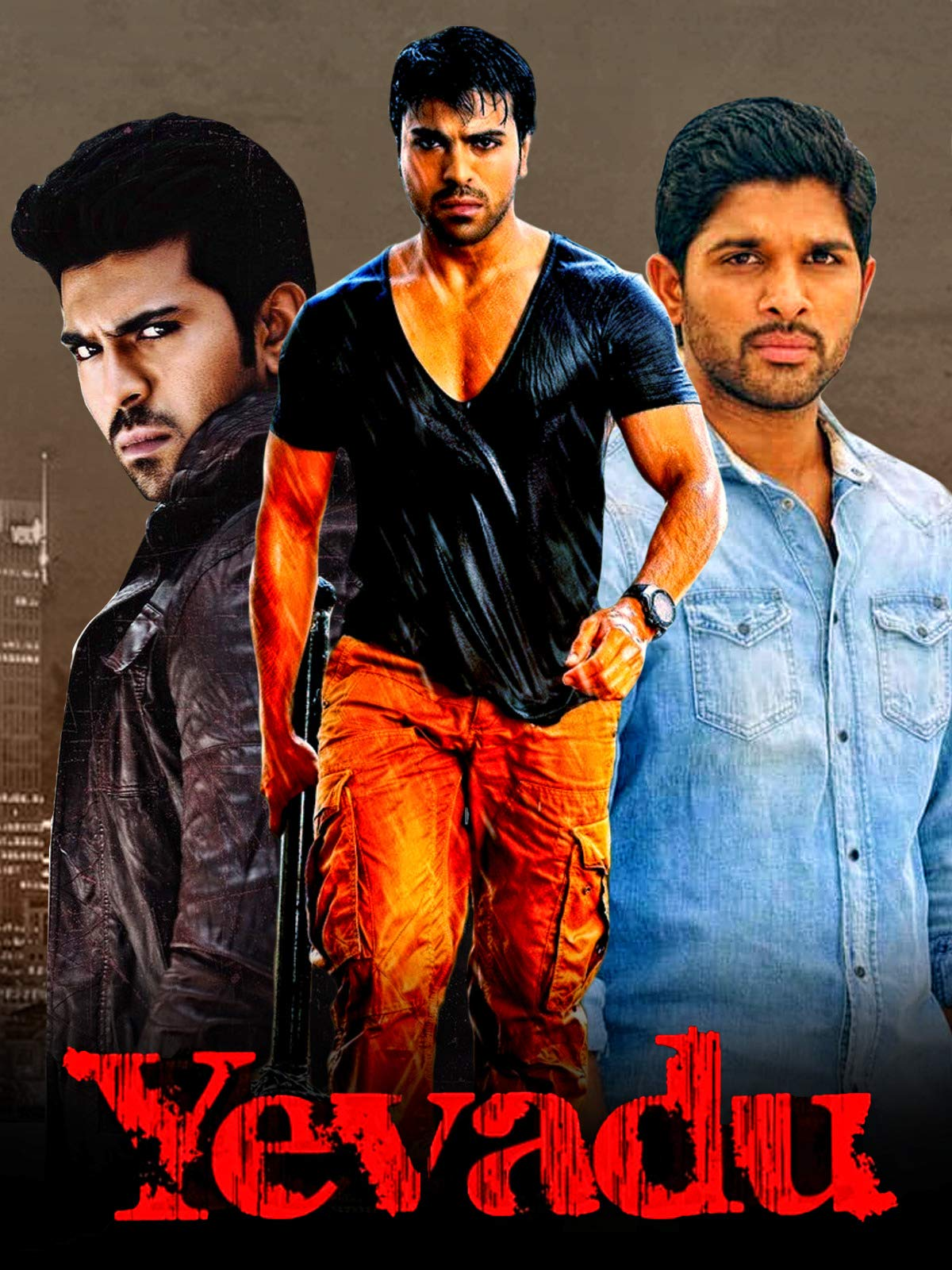 Watch Yevadu Hindi Prime Video
