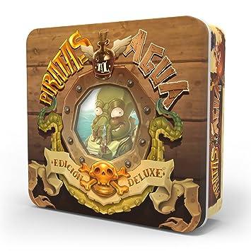 Tranjis Games - Piratas al agua - juego de mesa (TRG-05pir)