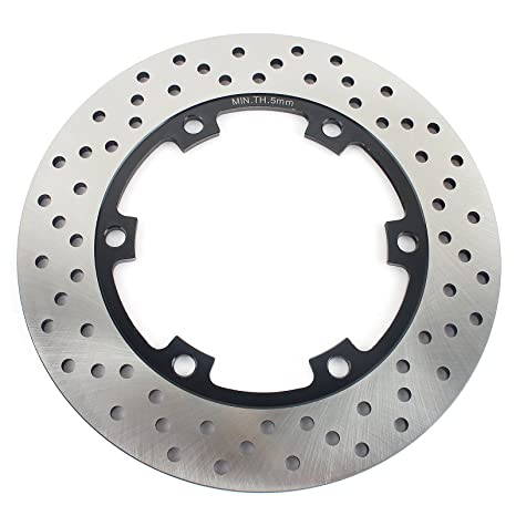 Amazon.com: TARAZON Rear Brake Disc Rotor for Kawasaki ...