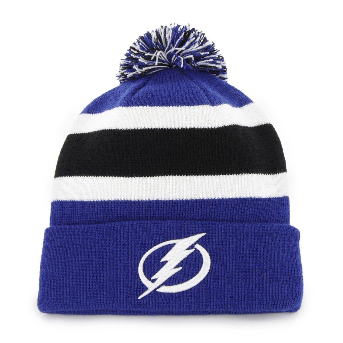 Eishockey Weitere Wintersportarten NHL New Jersey Devils 47 Logo Wollmütze Wintermütze Mütze Calgary Cuff Knit Hat