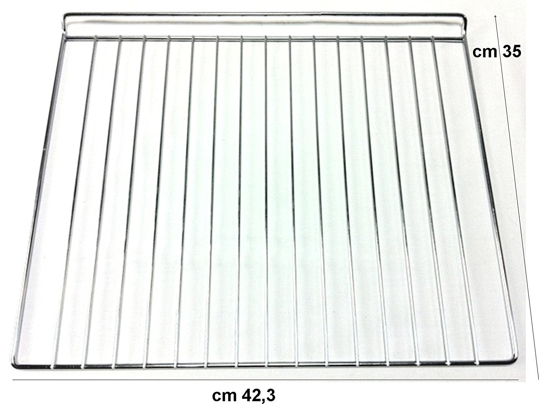 Rex Electrolux Zanussi Rejilla Horno Cocina Gas cm 423 x 350 no ...