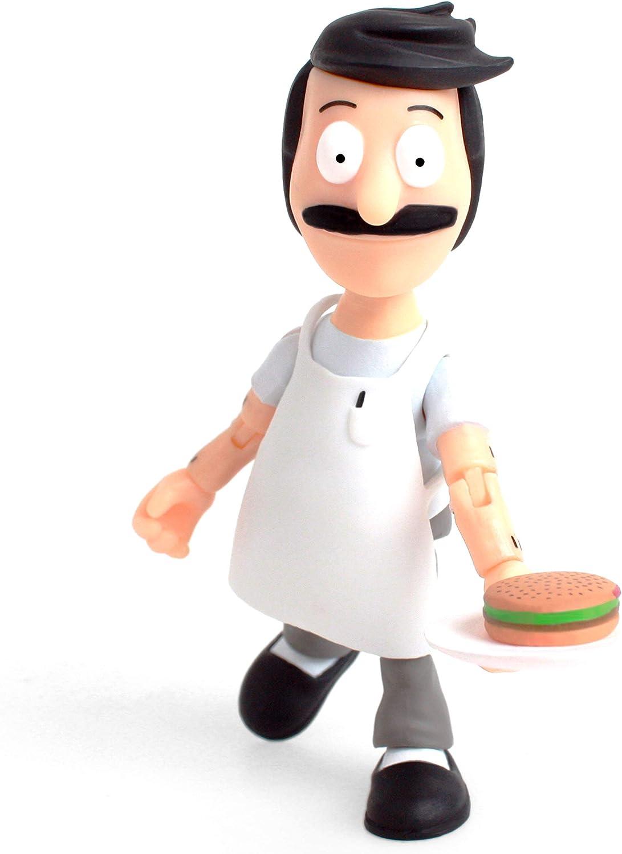 The Loyal Subjects Fox Animation Bob Bob's Bob's Burgers Original Action Figure