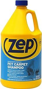 Zep Premium Pet Carpet Shampoo 128 ounce