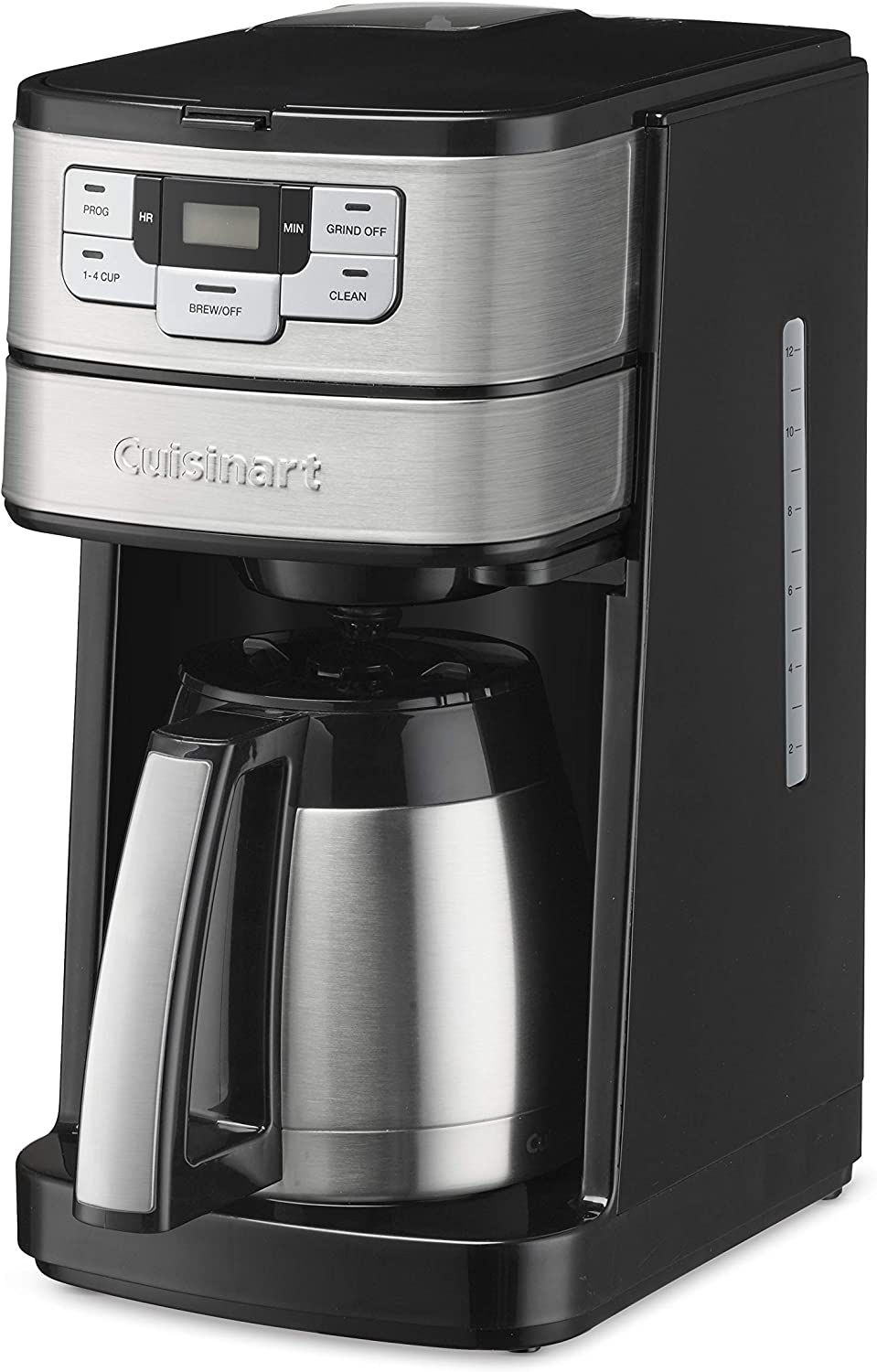 Cuisinart DGB-450 Automatic Grind & Brew 10-Cup Thermal Coffeemaker