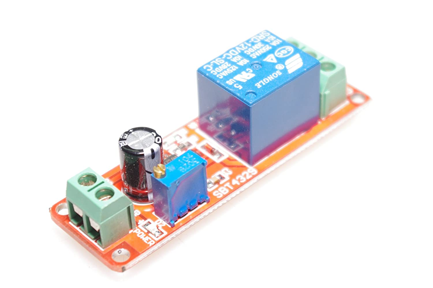 Smakn Dc 12v Delay Timer Switch Adjustable Module 0 To Control My Motor Speed Electrical Engineering Stack Exchange 10 Second Ne555 New Home Audio Theater