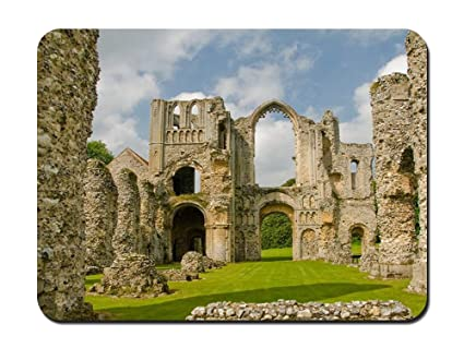 Amazon Com Castle Acre Priory World 1704 Mouse Pad Customized