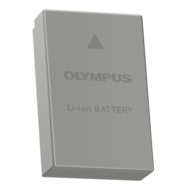 Olympus BLS-50 Batteria Ricaricabile Agli Ioni di Litio, 1210 mAh, per Fotocamera Olympus Stylus1, Argento per Fotocamera Olympus Stylus 1