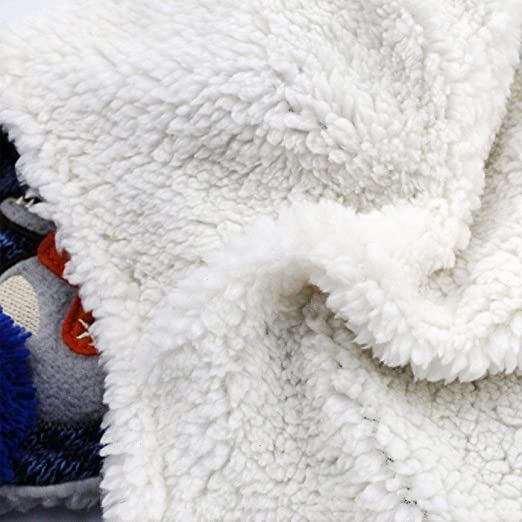 LANGZHEN - Sombrero Caliente de Ninos para Invierno Otoño Gorro Azul  Gruesos Bebes con Dibujos de Dinosaurio con Pelo Bolas de Punto de Talla S   Amazon.es  ... 6d3316c6a2f