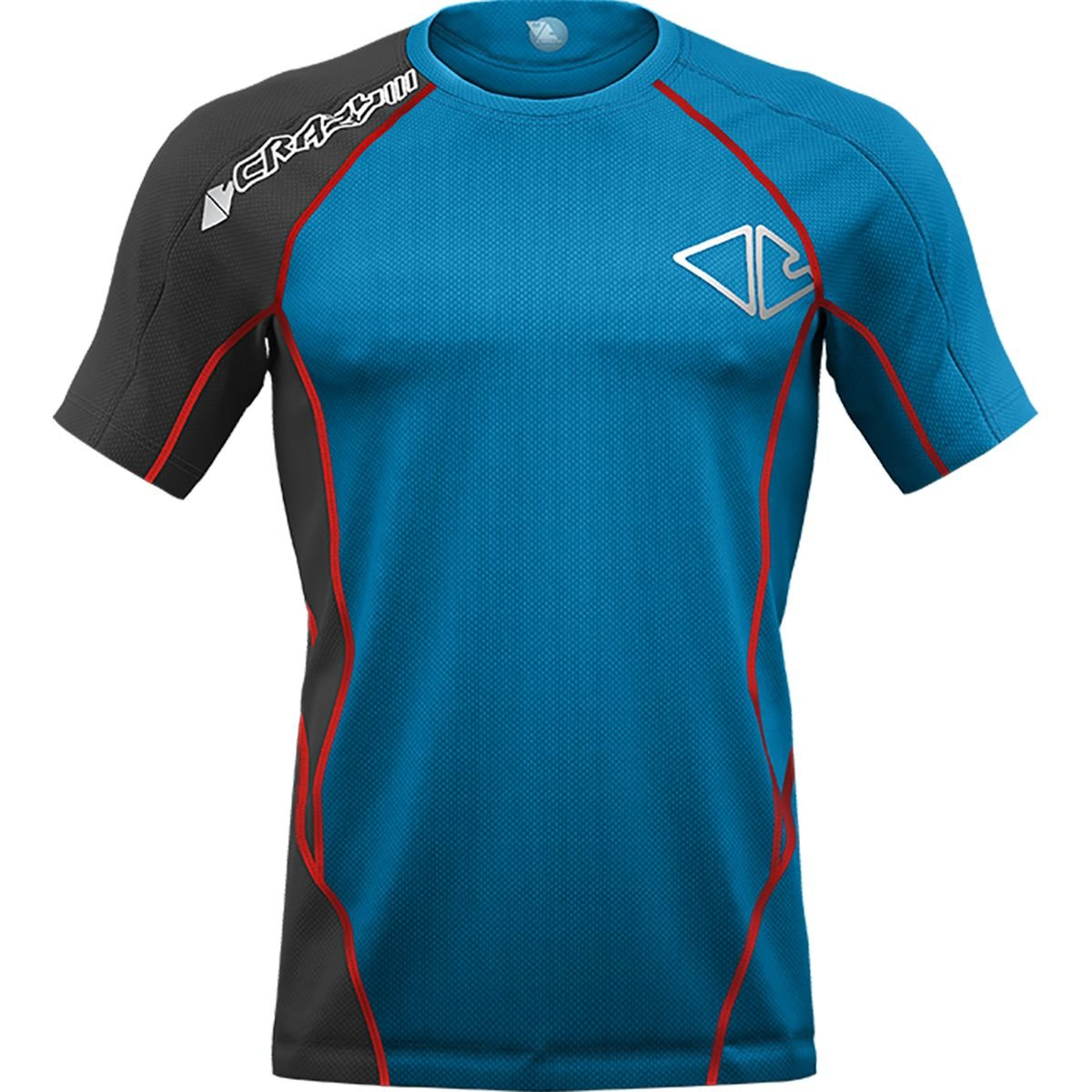 CRAZY IDEA Herren Delta T-Shirt Funktionsshirt