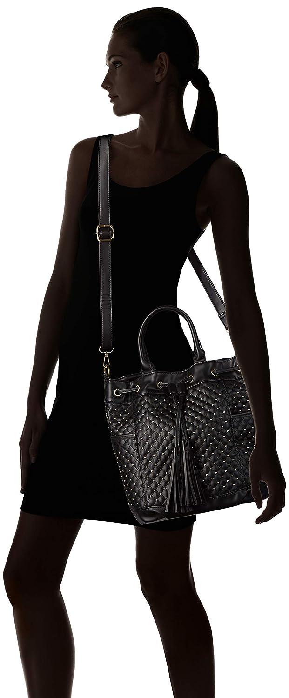 Lola Ramona - Honey, Shoppers y bolsos de hombro Mujer, Negro (Black), 15x30x28 cm (B x H T): Amazon.es: Zapatos y complementos