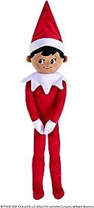 The Elf on the Shelf Huggable Dark Tone Boy