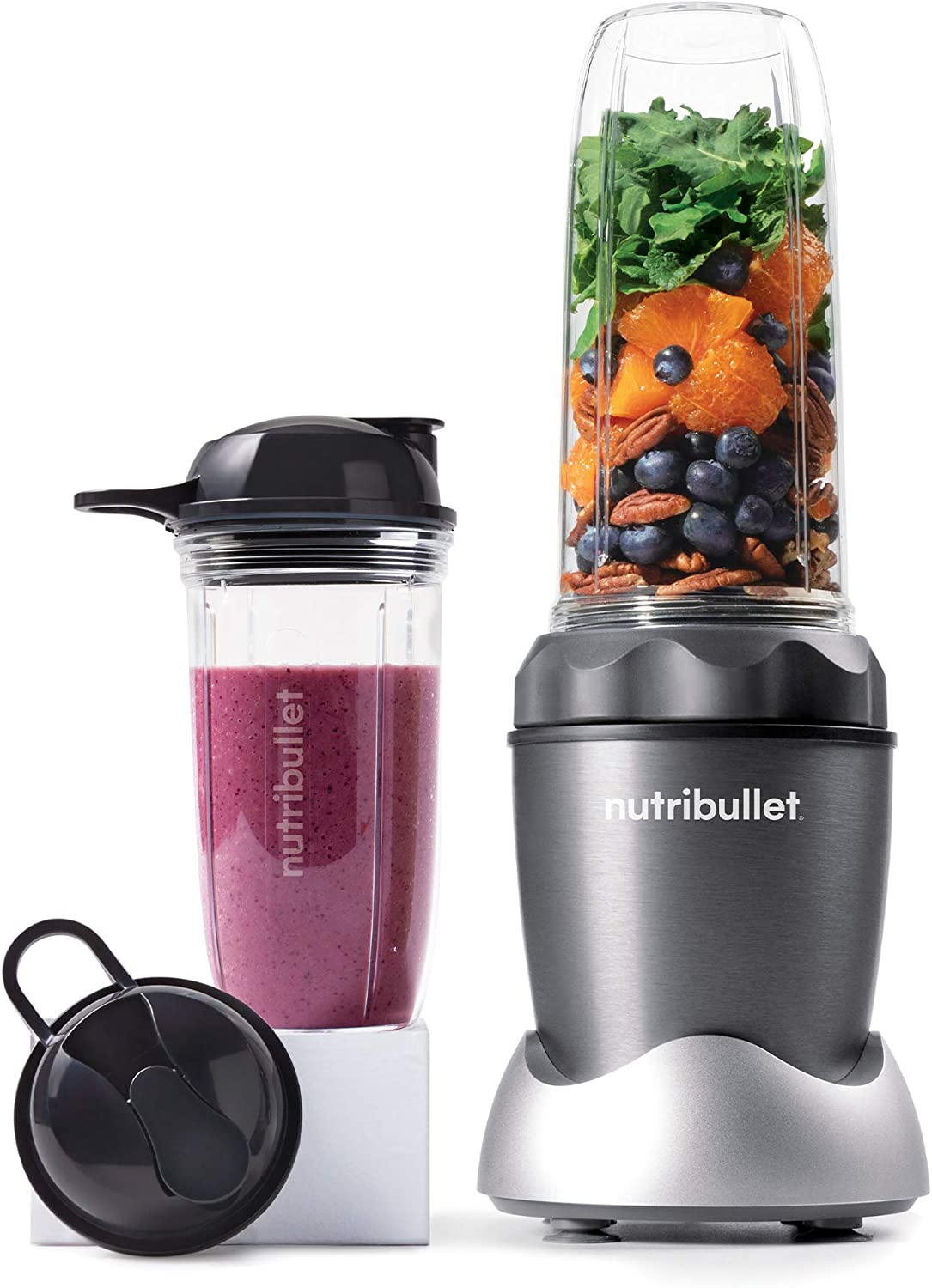 Nutribullet Pro1000 Light Gray