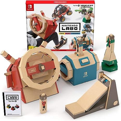 Comprar Switch Nintendo Labo: Toy-Con Kit de vehículos