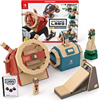Nintendo Labo Vehicle Kit (CDMedia Garantili)