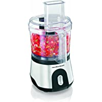 Hamilton Beach 10-Cup Food Processor with Compact Storage