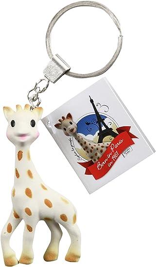 Bree Merryn Keyring  Giraffe