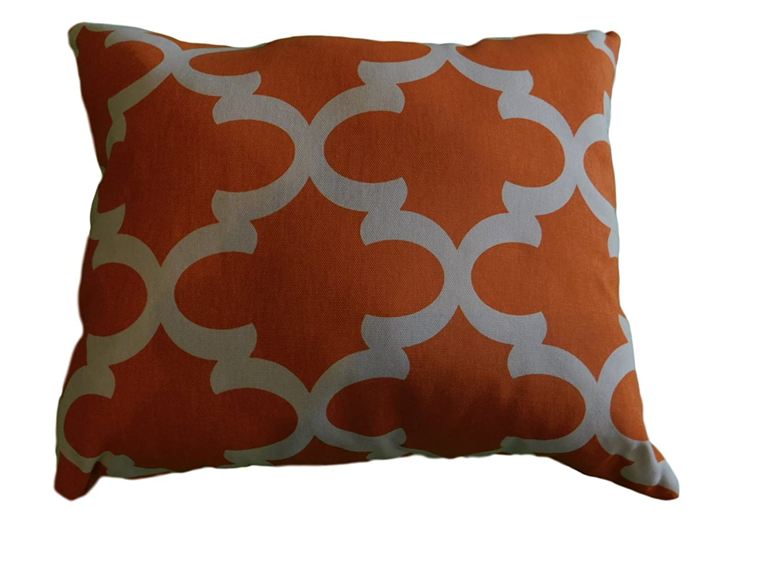 Apache orange fynn PILLOW Size 14