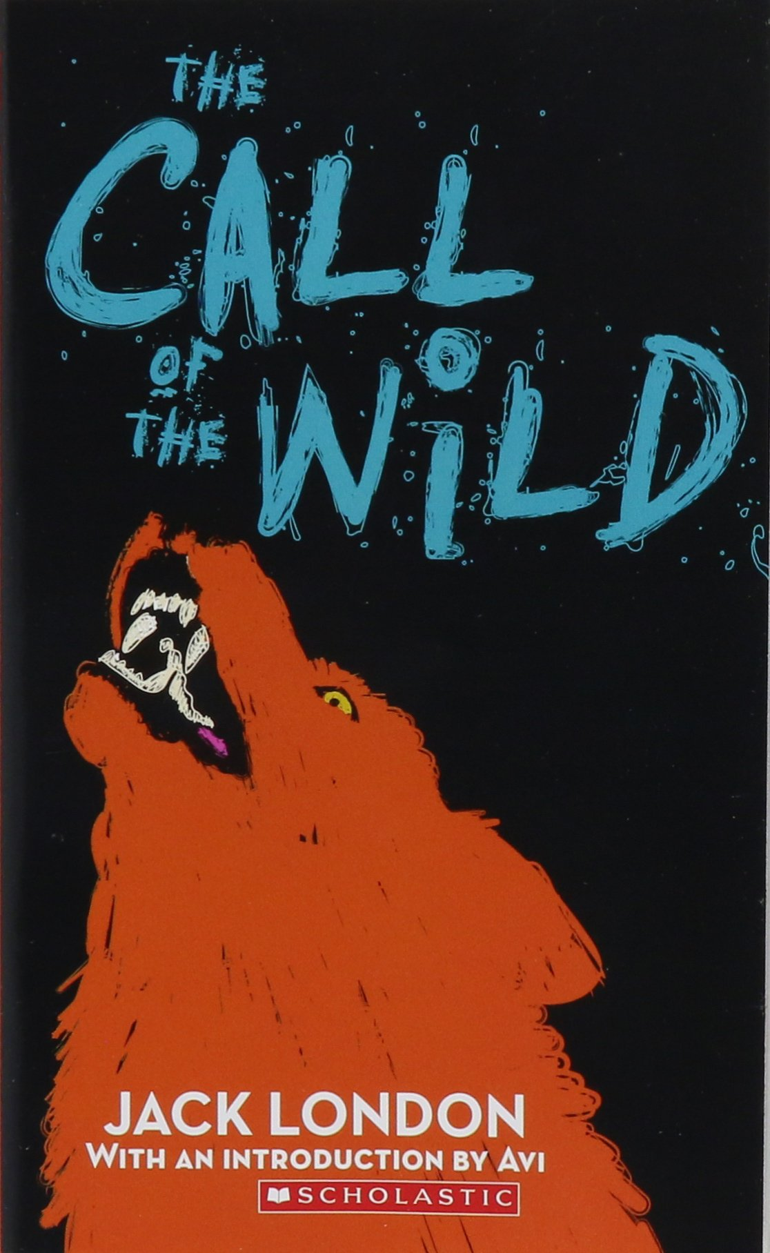 Image result for the call of the wild book cover