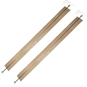 "2-pack: 16"" inch Impulse Sealer ???? Heating Element Service Spare Repair Parts Kit PFS-400 FS-400 PSF-400 PSF400 F-400"