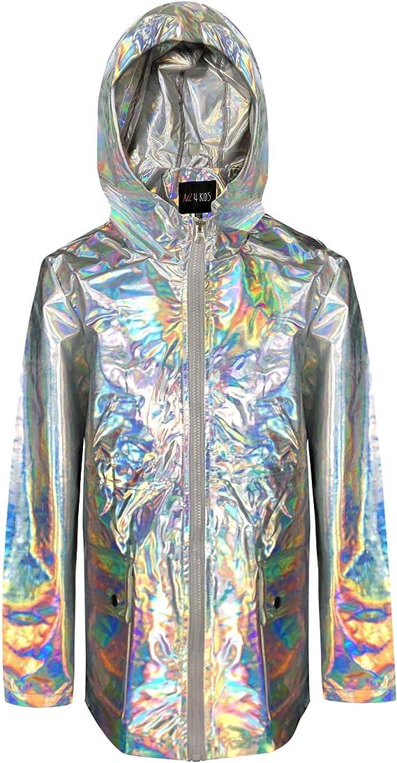 veste pluie adidas holographique