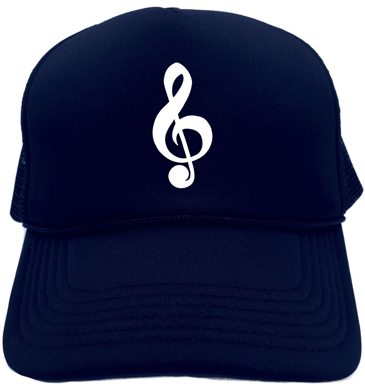 Amazon Funny Trucker Hat Cleft Note Music Note Symbol Unisex