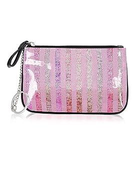 Victoria's Secret NEUF Petit PVC Sequin Porte-