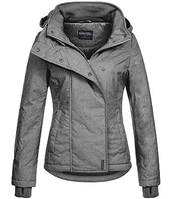 Sublevel designer damen jacke mantel parka fruhlingsjacke ubergangsjacke