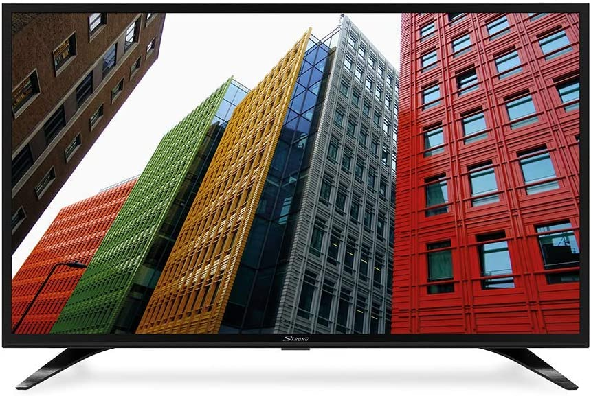 Strong SRT 40FB5203 Televisor Smart TV Full HD de 101 cm (40 Pulgadas) (FHD, sintonizador Triple, Modo Hotel, LAN, HbbTV, Netflix) Negro: Amazon.es: Electrónica