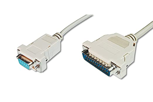 2 opinioni per ASSMANN Electronic AK-580105-030-E serial cable- serial cables