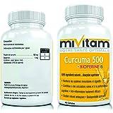CURCUMA + Pipérine Extra Fort: Booste La Digestion, Aplatit le Ventre, Soulage les Douleurs, Anti-inflammatoire Efficace - COMMANDEZ 2 POUR LIVRAISON GRATUITE