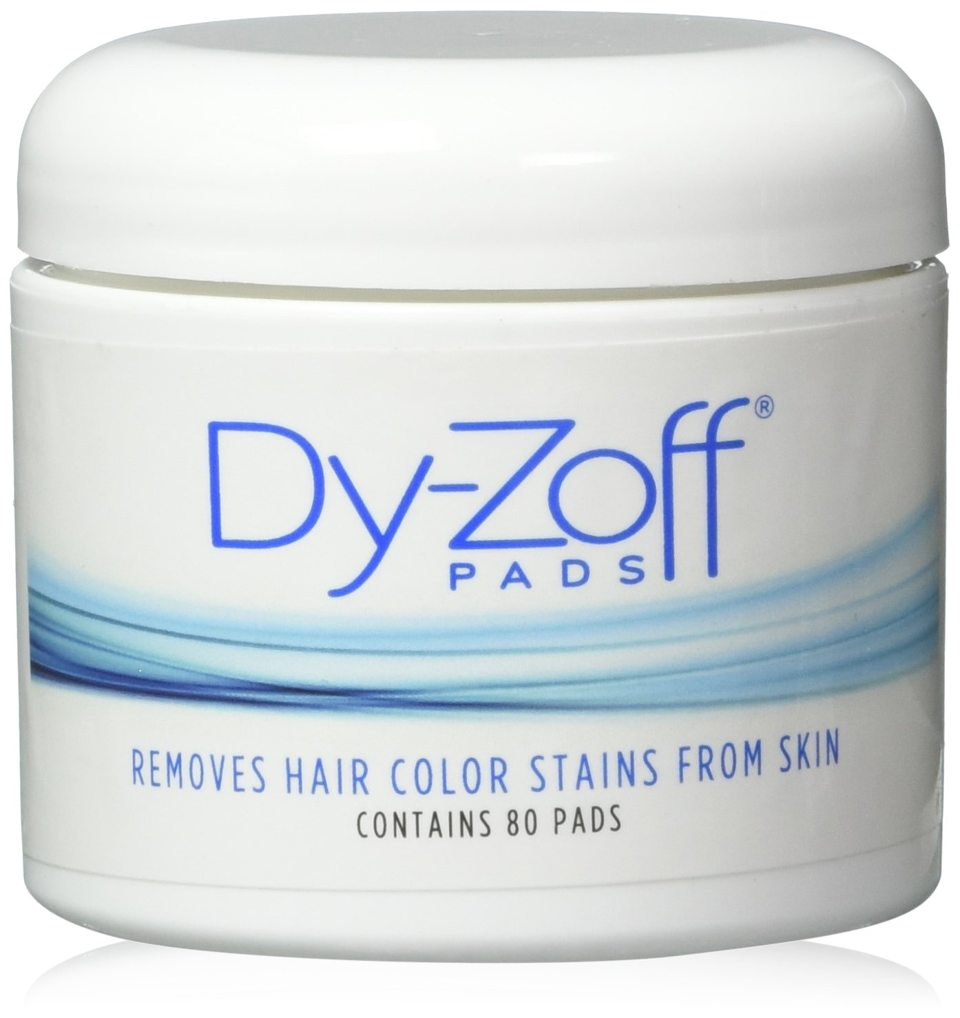 Dy-Zoff Hair Color Stain Remover Pads King 12001