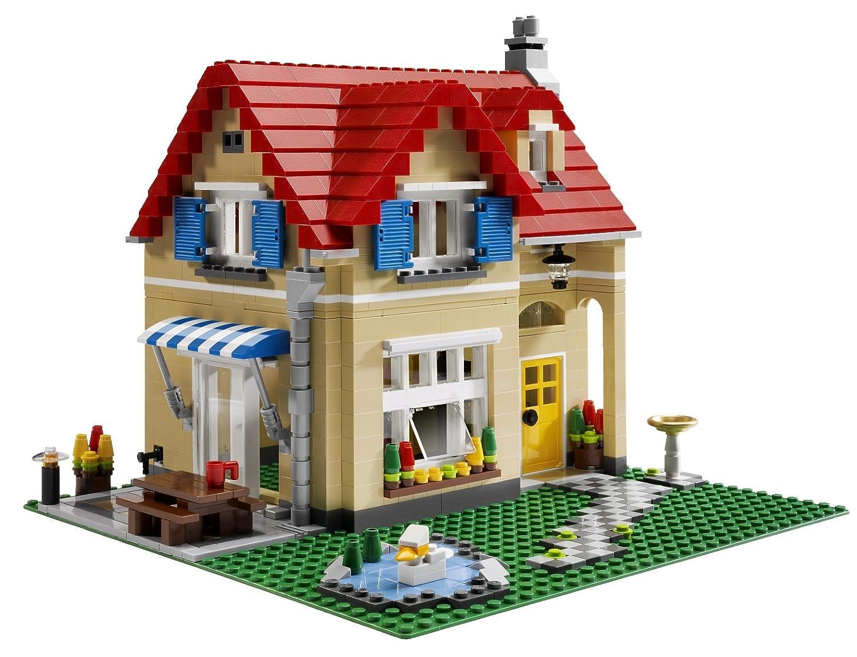 Amazon.com: LEGO Creator Family Home (6754): Toys & Games