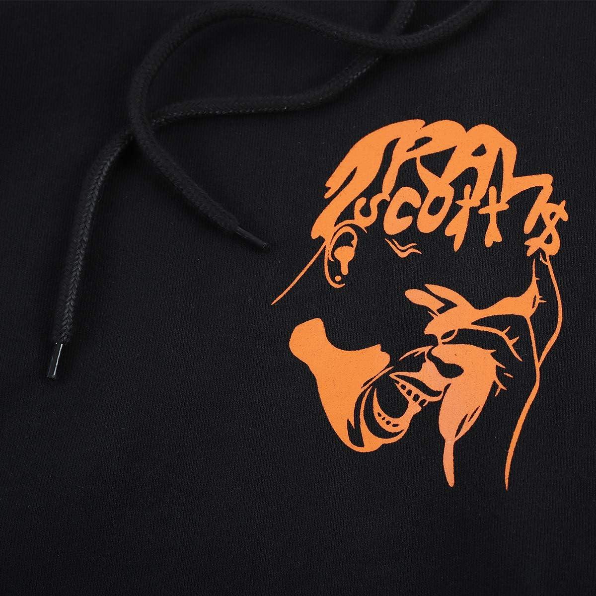 Travis Scott Sweat /à Capuche Sweat-Shirt