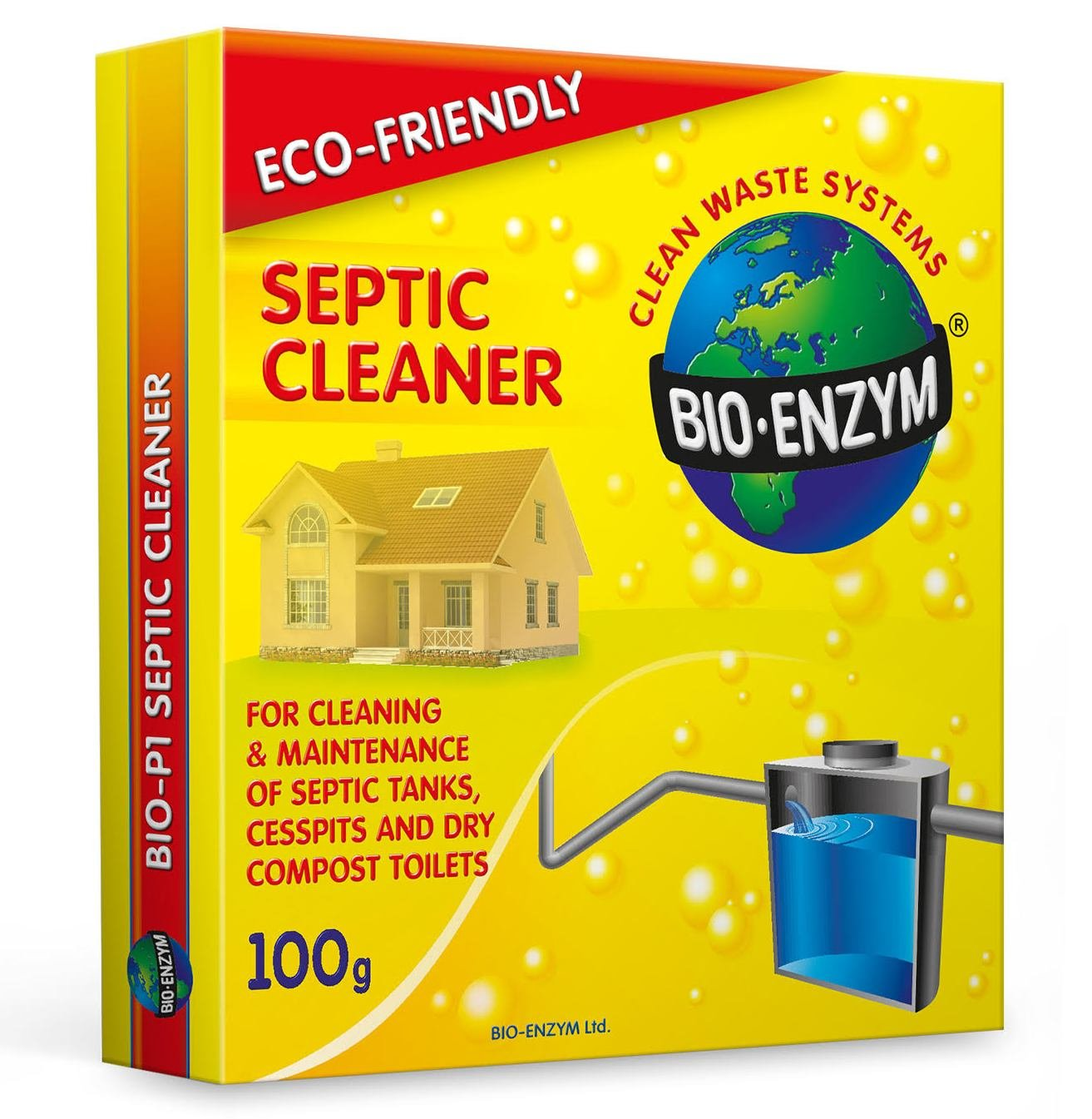 Bacteria for septic tank: review, how to choose the right, rating, reviews 63