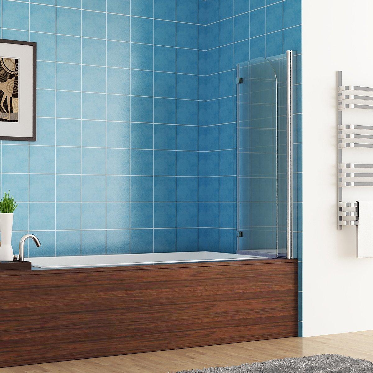 Inspirierend Palme Duschabtrennungen Referenz Von Faltwand Aufsatz Duschwand Duschabtrennung Nano Glas: Concept.de: