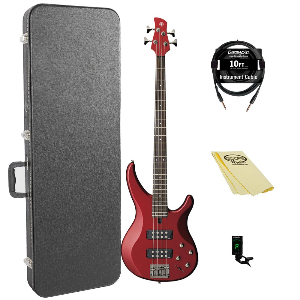 Yamaha TRBX304 CAR 4-String Bass Guitar Pack by Yamaha (Image #1)