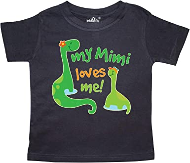 inktastic My Mimi Loves Me Toddler T-Shirt