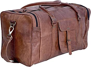Komal's Passion Leather Vintage Leather Luggage